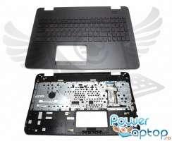 Tastatura Asus Rog N551JK neagra cu Palmrest negru. Keyboard Asus Rog N551JK neagra cu Palmrest negru. Tastaturi laptop Asus Rog N551JK neagra cu Palmrest negru. Tastatura notebook Asus Rog N551JK neagra cu Palmrest negru