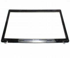 Bezel Front Cover IBM Lenovo  G580. Rama Display IBM Lenovo  G580 Neagra