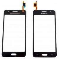 Touchscreen Digitizer Samsung Galaxy Grand Prime G530F Black Negru . Geam Sticla Smartphone Telefon Mobil Samsung Galaxy Grand Prime G530F Black Negru