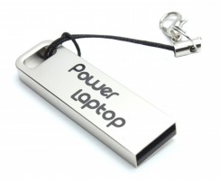 Memorie Stick USB Power Laptop 16GB USB 2.0 Aluminiu