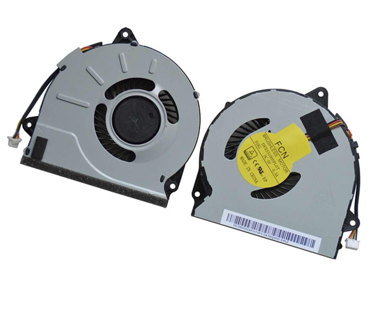 Cooler laptop IBM Lenovo G40 45 imagine powerlaptop.ro 2021
