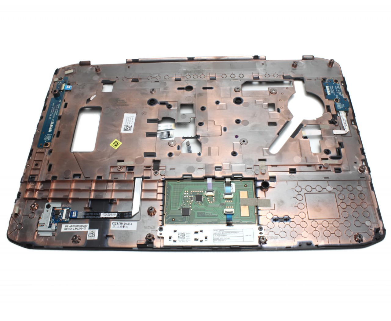 Palmrest Dell AP0M3000200 Negru cu touchpad imagine powerlaptop.ro 2021