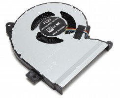 Cooler laptop Asus X540UA. Ventilator procesor Asus X540UA. Sistem racire laptop Asus X540UA