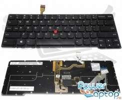 Tastatura Lenovo  0C45122 iluminata. Keyboard Lenovo  0C45122. Tastaturi laptop Lenovo  0C45122. Tastatura notebook Lenovo  0C45122