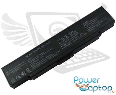 Baterie Sony VAIO VGN-AR65DB 6 celule. Acumulator laptop Sony VAIO VGN-AR65DB 6 celule. Acumulator laptop Sony VAIO VGN-AR65DB 6 celule. Baterie notebook Sony VAIO VGN-AR65DB 6 celule
