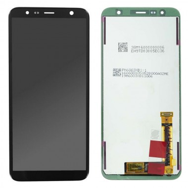 Ansamblu Display LCD + Touchscreen Samsung Galaxy J6 Prime 2018 J610 Black Negru  Original Service Pack . Ecran + Digitizer Samsung Galaxy J6 Prime 2018 J610 Negru Black  Original Service Pack