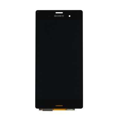 Ansamblu Display LCD + Touchscreen Sony Xperia Z3 D6603 ORIGINAL. Ecran + Digitizer Sony Xperia Z3 D6603 ORIGINAL