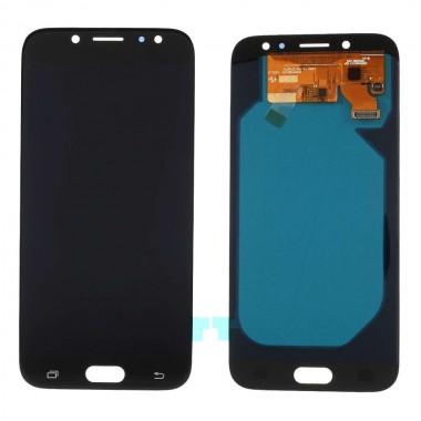 Ansamblu Display LCD + Touchscreen Samsung Galaxy J7 2017 J730F Black Negru . Ecran + Digitizer Samsung Galaxy J7 2017 J730F Negru Black