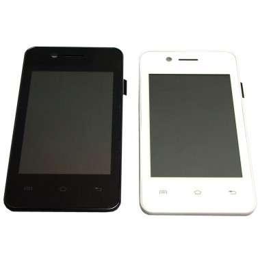 Ansamblu Display LCD  + Touchscreen Allview A4 You cu Rama Swap Original. Modul Ecran + Digitizer Allview A4 You cu Rama Swap Original