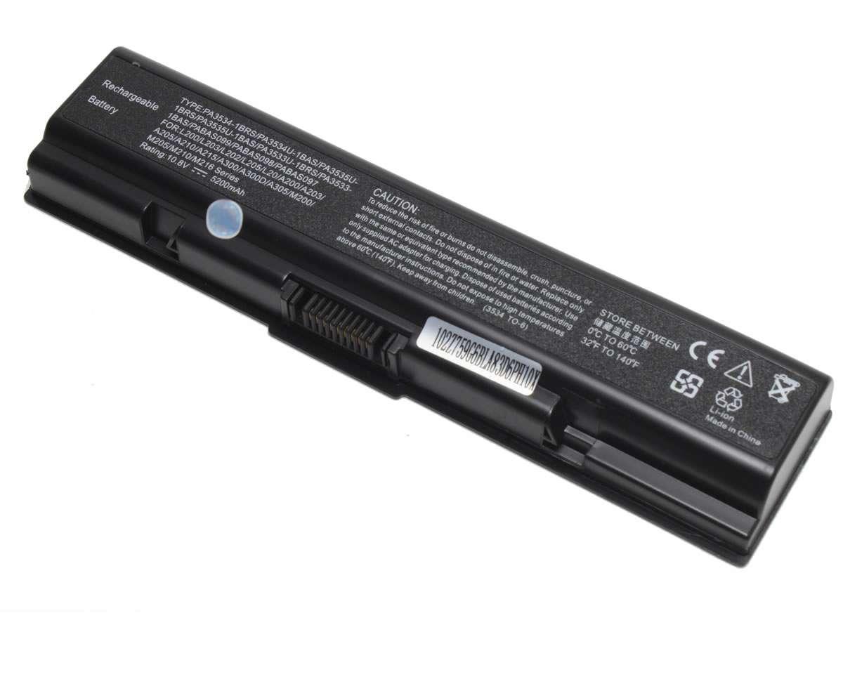 Baterie Toshiba Satellite L505D imagine
