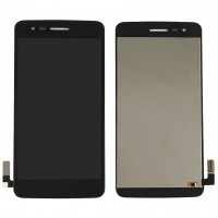 Ansamblu Display LCD  + Touchscreen LG Aristo M210. Modul Ecran + Digitizer LG Aristo M210