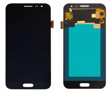 Ansamblu Display LCD + Touchscreen Samsung Galaxy J3 2016 J320M Black Negru Display OLED High Copy. Ecran + Digitizer Samsung Galaxy J3 2016 J320M Negru Black Display OLED High Copy