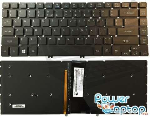 Tastatura Gateway  NV47H17C iluminata backlit. Keyboard Gateway  NV47H17C iluminata backlit. Tastaturi laptop Gateway  NV47H17C iluminata backlit. Tastatura notebook Gateway  NV47H17C iluminata backlit