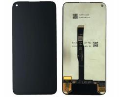 Ansamblu Display LCD + Touchscreen Huawei Nova 6 SE Black Negru . Ecran + Digitizer Huawei Nova 6 SE Black Negru