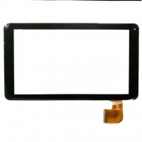 Digitizer Touchscreen Mediacom Smartpad Pro 10.1 M MP10PB. Geam Sticla Tableta Mediacom Smartpad Pro 10.1 M MP10PB