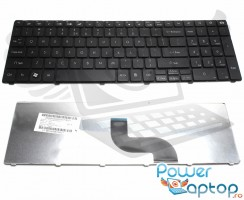 Tastatura Packard Bell  PEW91. Keyboard Packard Bell  PEW91. Tastaturi laptop Packard Bell  PEW91. Tastatura notebook Packard Bell  PEW91