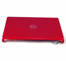 Capac Display BackCover Dell Inspiron 1564 Carcasa Display rosu