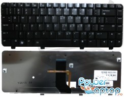 Tastatura Compaq  CQ30 iluminata backlit. Keyboard Compaq  CQ30 iluminata backlit. Tastaturi laptop Compaq  CQ30 iluminata backlit. Tastatura notebook Compaq  CQ30 iluminata backlit