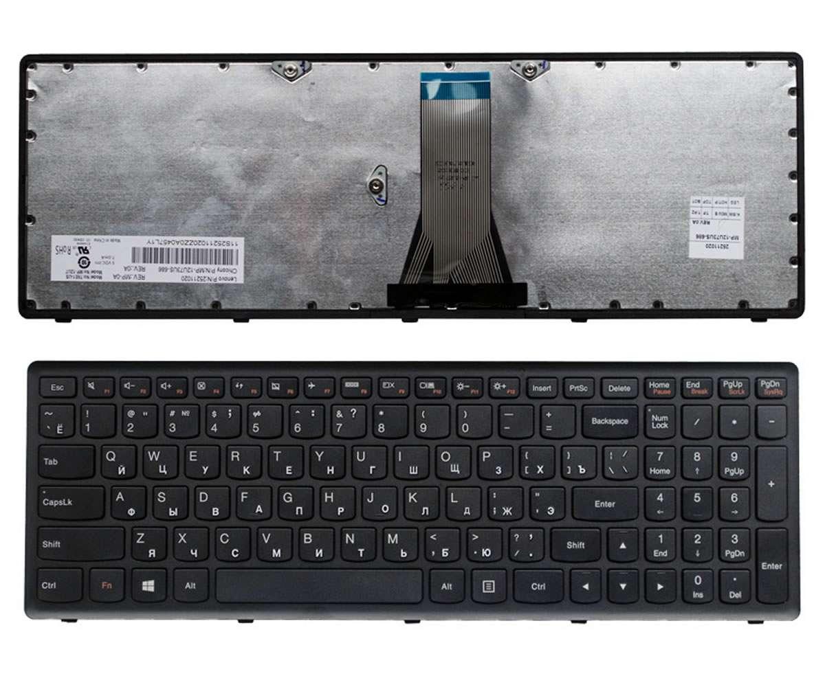 Tastatura Lenovo 25213037 imagine powerlaptop.ro 2021