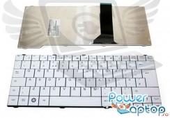 Tastatura Fujitsu Siemens Esprimo Mobile x9525  alba. Keyboard Fujitsu Siemens Esprimo Mobile x9525  alba. Tastaturi laptop Fujitsu Siemens Esprimo Mobile x9525  alba. Tastatura notebook Fujitsu Siemens Esprimo Mobile x9525  alba