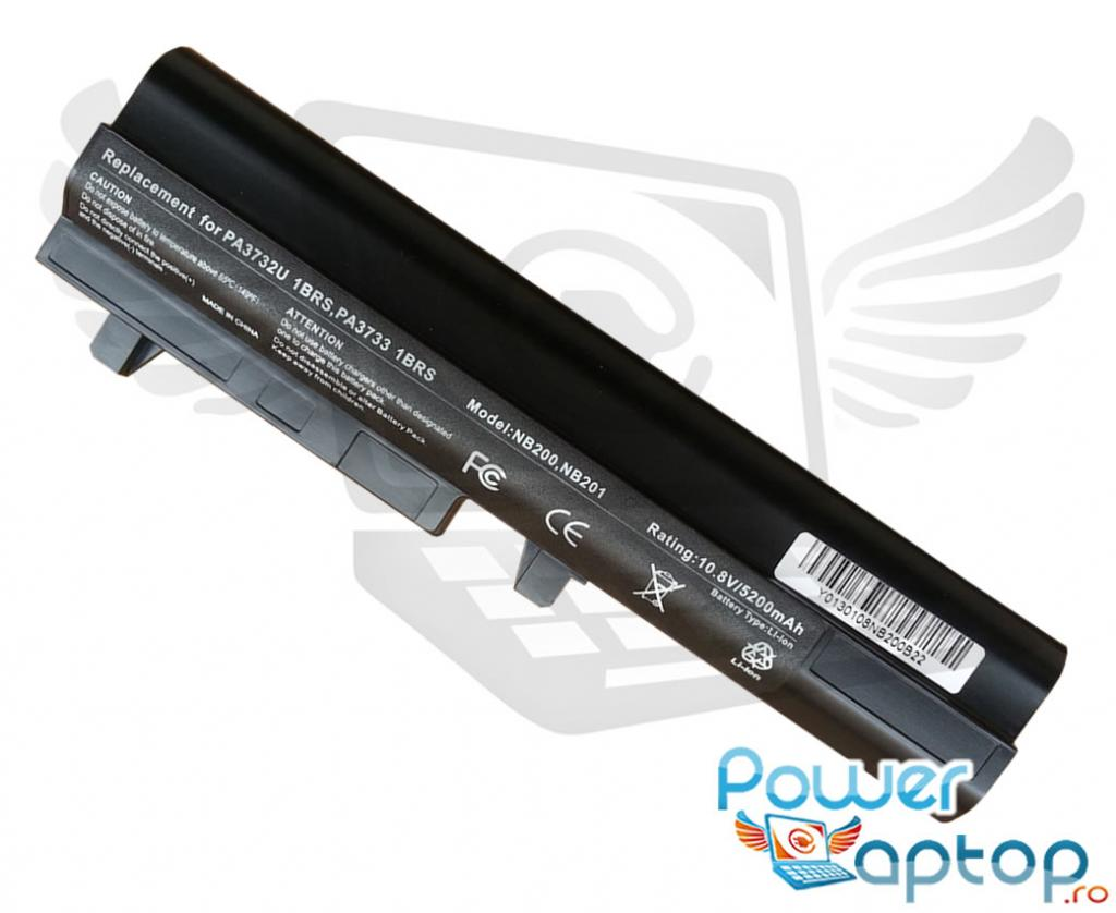 Baterie laptop Toshiba PABAS210 imagine