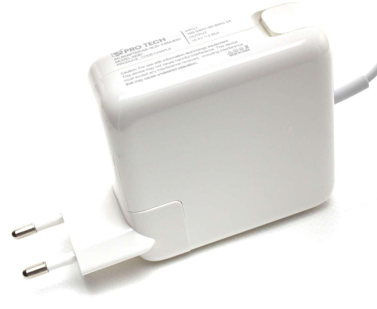Incarcator Apple MacBook 13.3 inch MA472LLA Replacement imagine powerlaptop.ro 2021