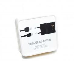 Adaptor Priza + Cablu Date Samsung Galaxy Type-C Fast Charge OEM