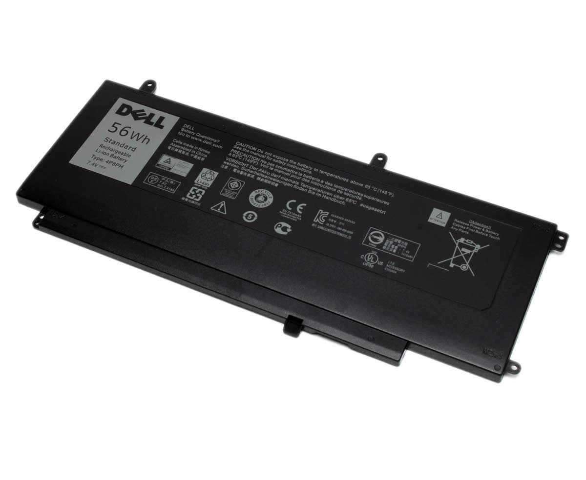 Baterie Dell 4P8PH Originala 56Wh imagine powerlaptop.ro 2021