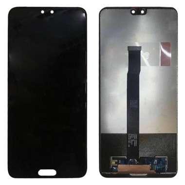 Ansamblu Display LCD + Touchscreen Huawei P20 EML-L09C Gold Auriu. Ecran + Digitizer Huawei P20 EML-L09C Gold Auriu