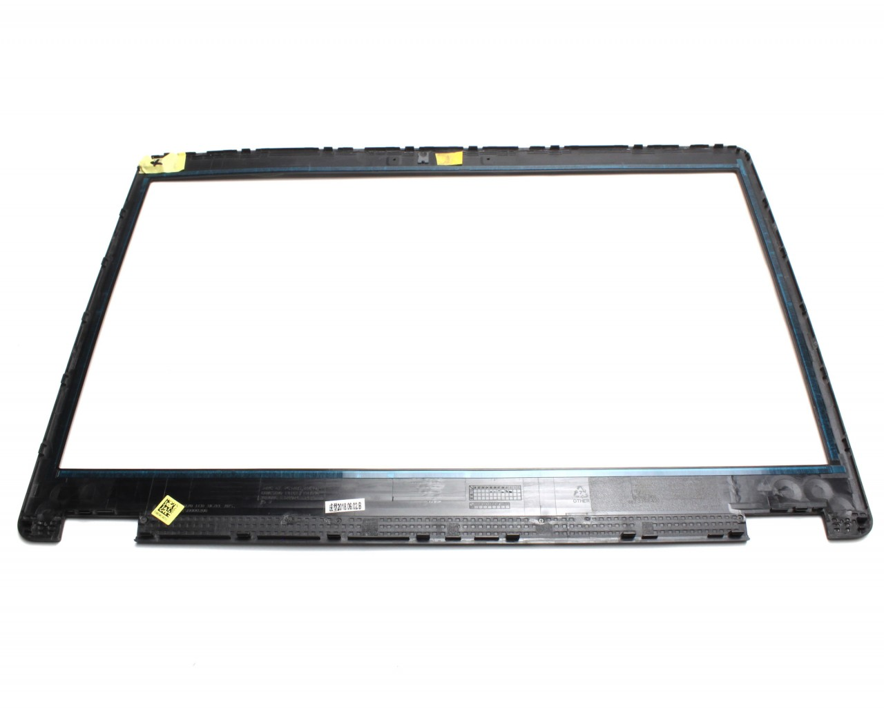 Rama Display Dell Latitude E5480 Bezel Front Cover Neagra imagine powerlaptop.ro 2021