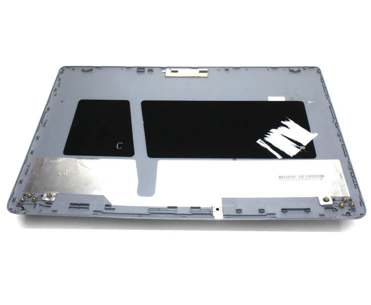 Capac Display BackCover Packard Bell EasyNote TE69KB Carcasa Display Argintie imagine powerlaptop.ro 2021