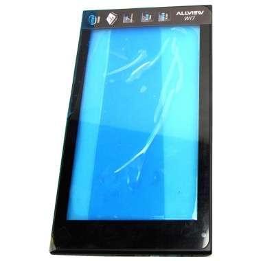 Digitizer Touchscreen Allview WI7 cu Rama Swap Original . Geam Sticla Tableta Allview WI7 cu Rama Swap Original