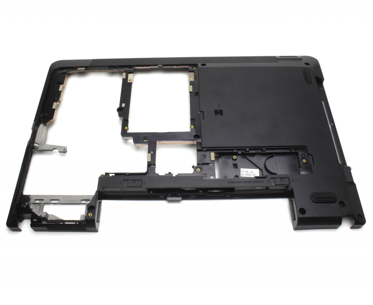 Bottom Case Lenovo ThinkPad AP0SK00500SLH10C46J301AD43 Carcasa Inferioara Neagra imagine powerlaptop.ro 2021