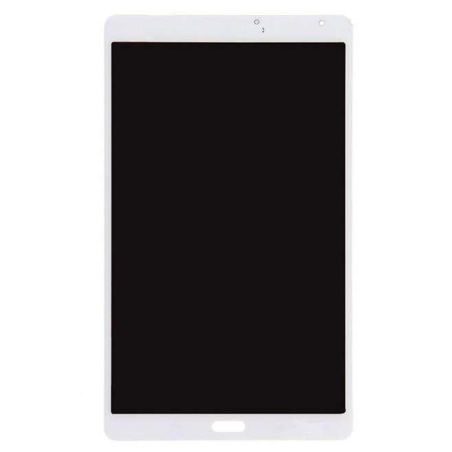 Ansamblu LCD Display Touchscreen Samsung T700 Galaxy Tab S 8.4 WiFi Alb imagine powerlaptop.ro 2021