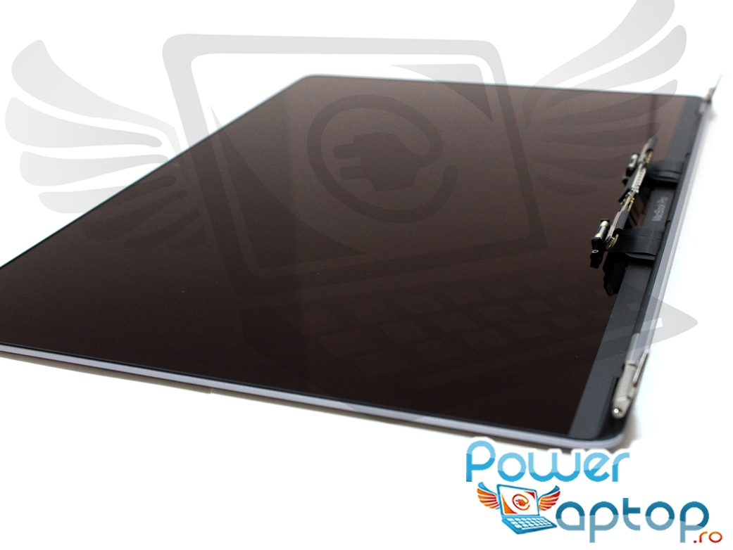 Ansamblu superior display si carcasa Apple MacBook Pro 15 Retina Touch Bar A1707 2016 Grey imagine powerlaptop.ro 2021