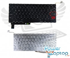 Tastatura Apple MacBook Pro 15 A1286 2009. Keyboard Apple MacBook Pro 15 A1286 2009. Tastaturi laptop Apple MacBook Pro 15 A1286 2009. Tastatura notebook Apple MacBook Pro 15 A1286 2009