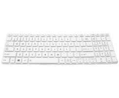 Tastatura Toshiba Satellite L50-C Alba. Keyboard Toshiba Satellite L50-C. Tastaturi laptop Toshiba Satellite L50-C. Tastatura notebook Toshiba Satellite L50-C