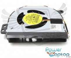 Cooler laptop Dell Inspiron 1464. Ventilator procesor Dell Inspiron 1464. Sistem racire laptop Dell Inspiron 1464