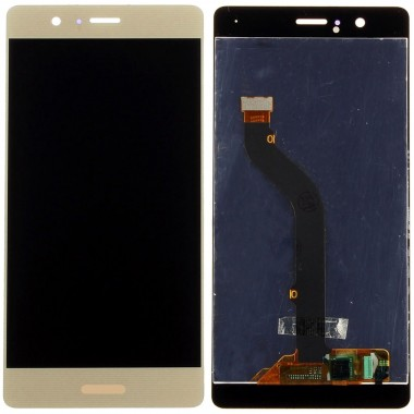 Ansamblu Display LCD + Touchscreen Huawei P9 Lite VNS-L21 Gold Auriu . Ecran + Digitizer Huawei P9 Lite VNS-L21 Gold Auriu