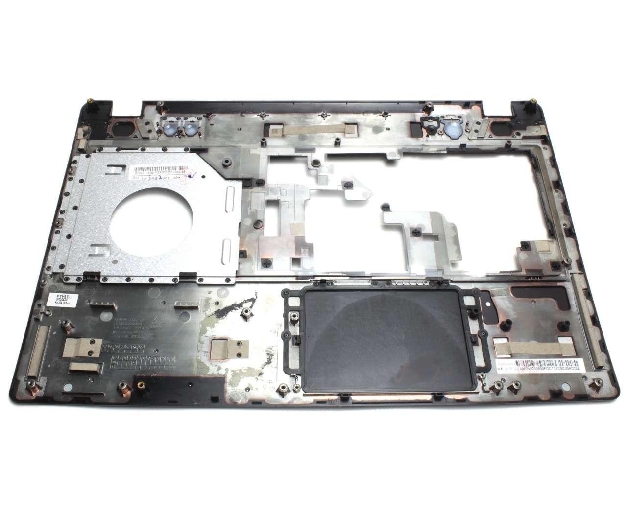 Palmrest IBM Lenovo Y580N Negru fara touchpad imagine powerlaptop.ro 2021