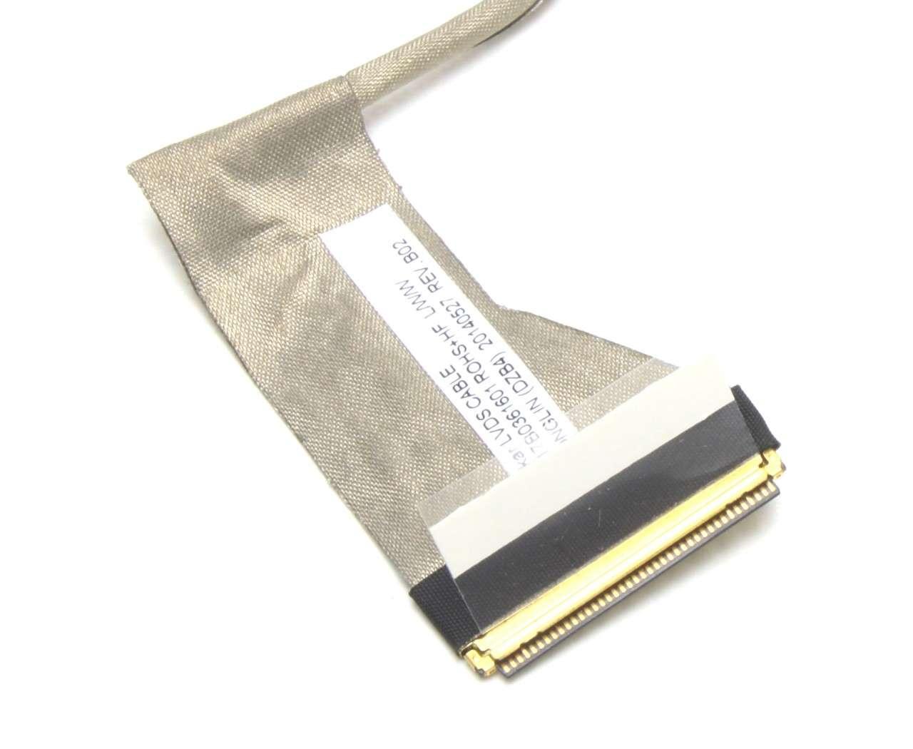 Cablu video LVDS Toshiba Satellite C855D Part Number 6017B0361601 imagine powerlaptop.ro 2021