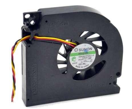 Cooler laptop Acer Aspire 5930G. Ventilator procesor Acer Aspire 5930G. Sistem racire laptop Acer Aspire 5930G