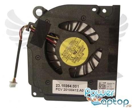 Cooler laptop Acer Aspire 5730Z. Ventilator procesor Acer Aspire 5730Z. Sistem racire laptop Acer Aspire 5730Z