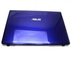 Carcasa Display Asus  K55VJ. Cover Display Asus  K55VJ. Capac Display Asus  K55VJ Albastra
