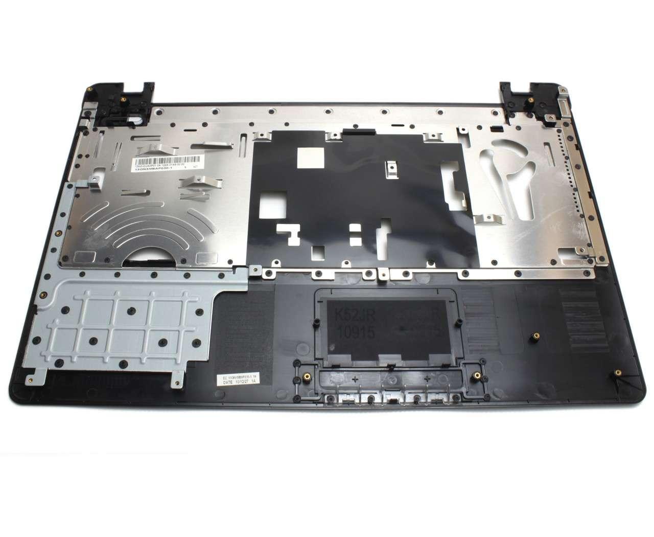 Palmrest Asus K52JV Negru fara touchpad imagine