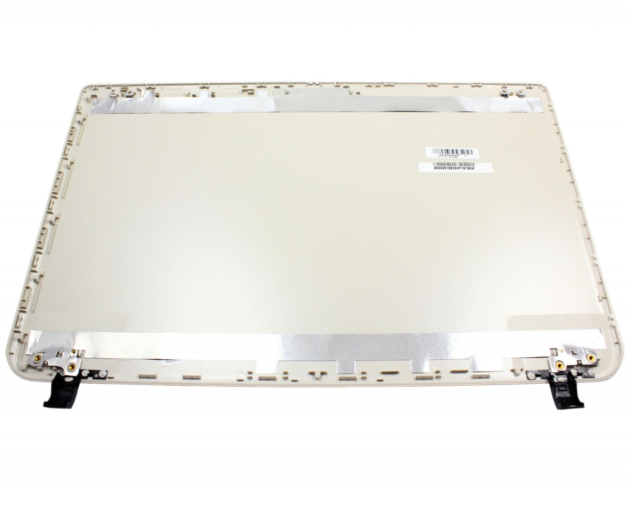 Capac Display BackCover Toshiba Satellite L55 B Carcasa Display Argintie imagine powerlaptop.ro 2021
