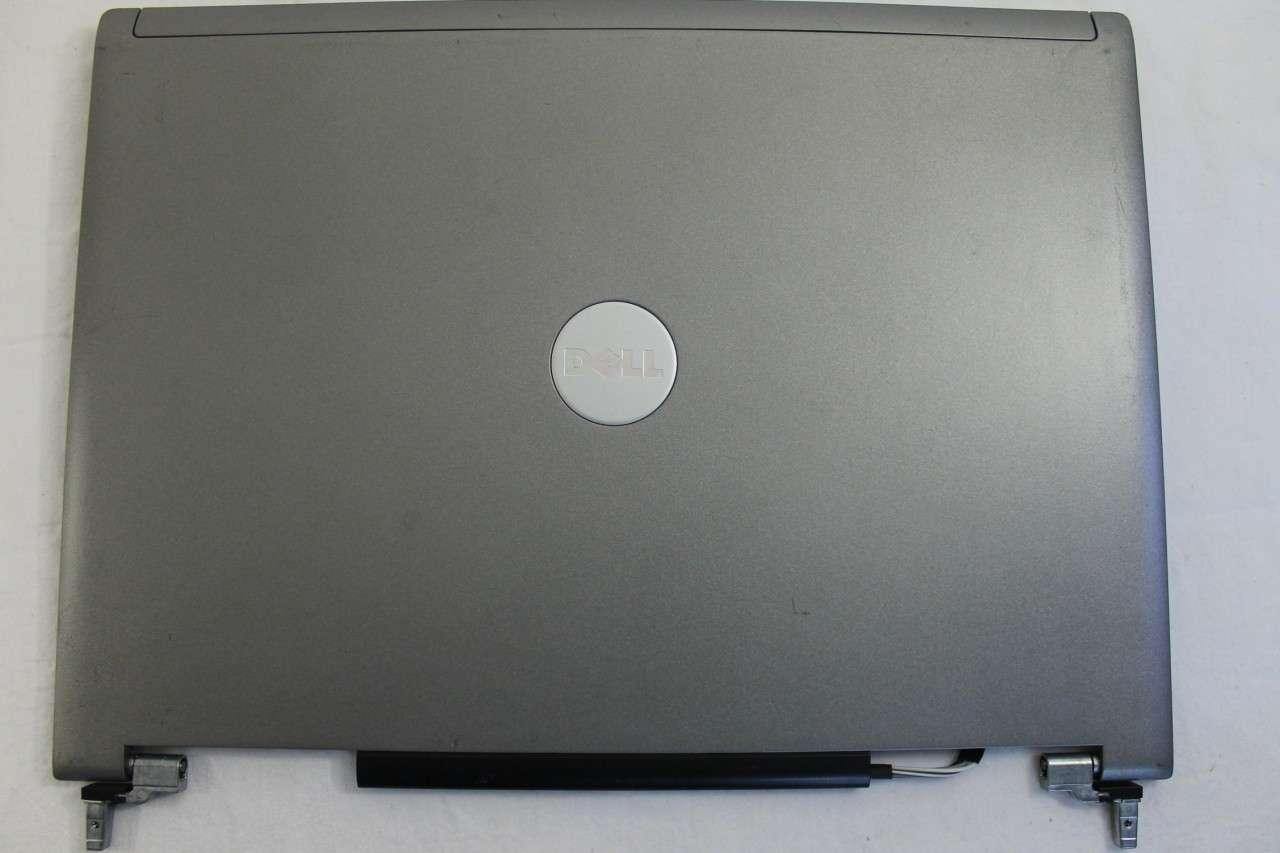 Capac Display BackCover Dell Latitude M65 Carcasa Display Silver / Gri imagine powerlaptop.ro 2021