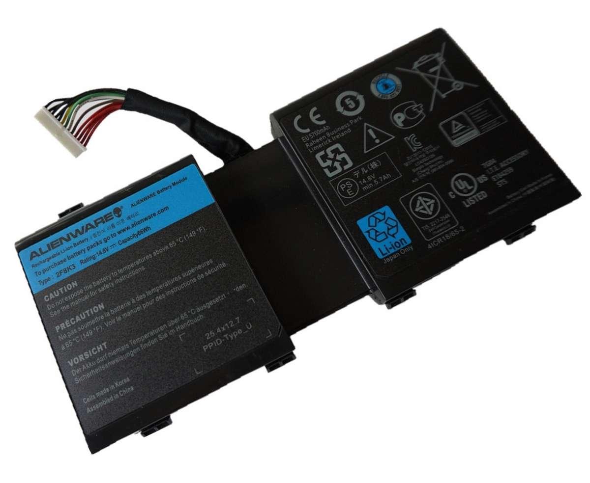 Baterie Alienware M18x R5 Originala imagine powerlaptop.ro 2021