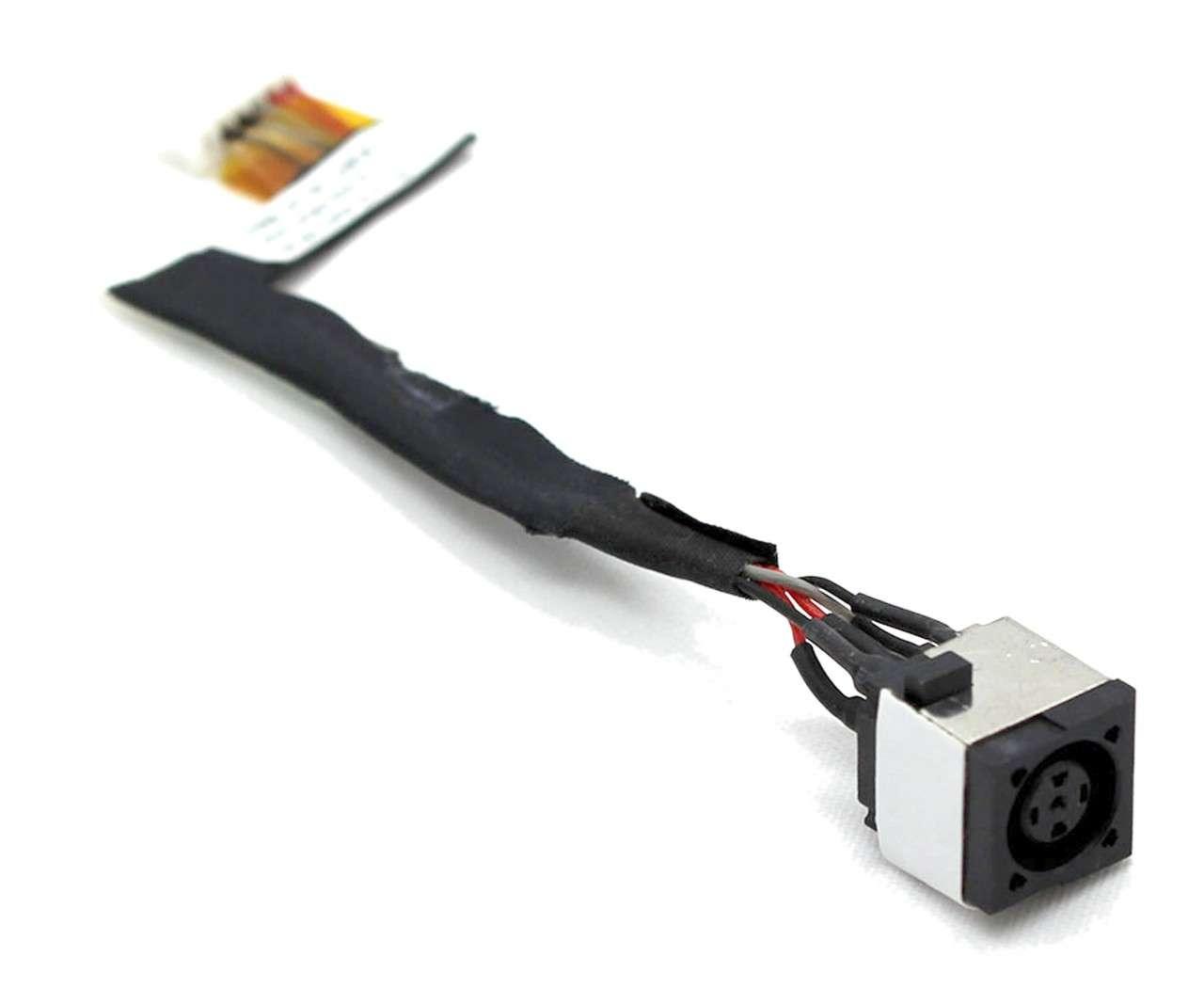 Mufa alimentare laptop HP ProBook 6550B cu fir imagine powerlaptop.ro 2021