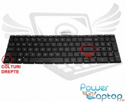 Tastatura HP 15-CB. Keyboard HP 15-CB. Tastaturi laptop HP 15-CB. Tastatura notebook HP 15-CB